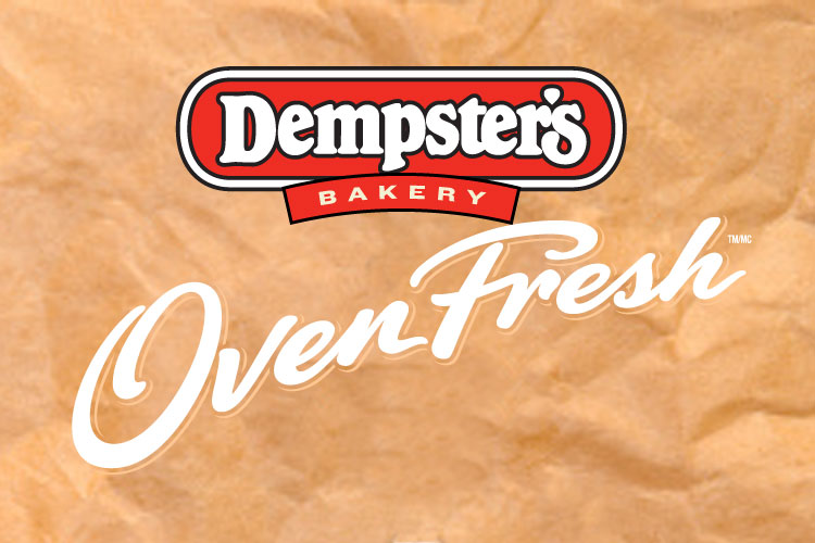 Dempster's OvenFresh Shelf Display