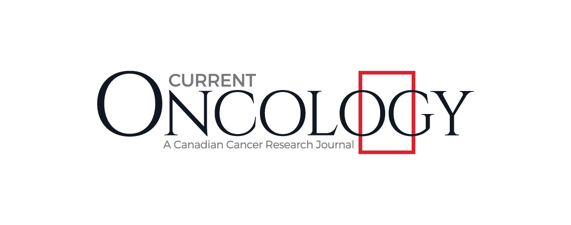 Current Oncology Logo