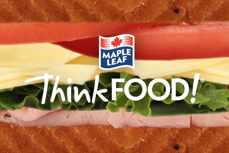 Maple Leaf ThinkFOOD! Sandwich Maker